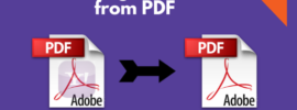 6 Best Ways to Remove Watermark from PDF